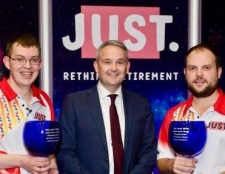Dawes & Chestney win Pairs Title