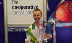 Brett triumphs at Scottish International Open
