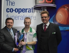 Congratulations to Nick Brett who has taken the World Number 1 status for next season in the WBT rankings after winning the Co-operative Funeralcare Final