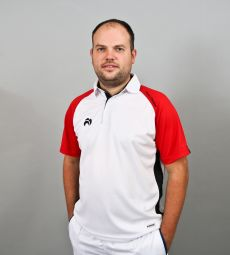 Choice of Champions Polo - White/Red/Black