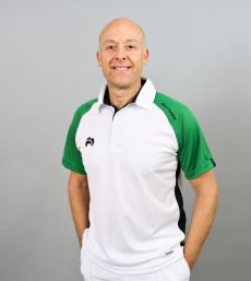 Choice of Champions Polo - White/Green/Black