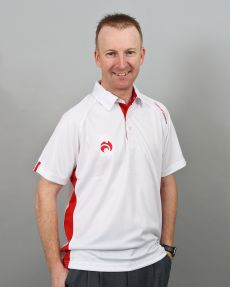 Choice of Champions Polo - White/Red