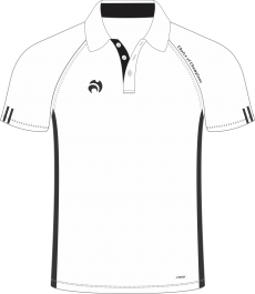 Choice of Champions Polo - White/Black