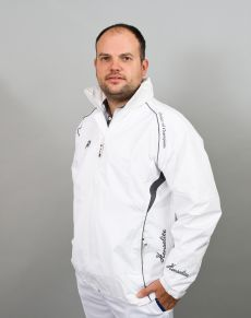 Choice of Champions Waterproof Jacket Grey Trims