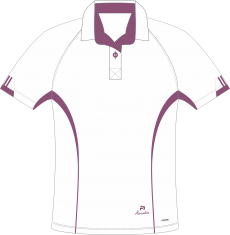 Choice of Champions Blouse (Lilac Trim)