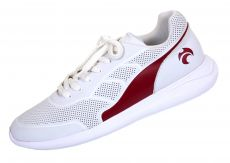 HM74 Sport White-Maroon (LIMITED EDITION)